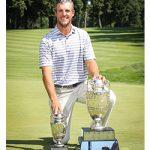 Malcolm DeMille Creates the Western Amateur Champions Trophy