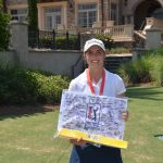 The Putting Arc Athlete Wins first round match play at USGA Men's Amateur