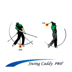 Swing Caddy Intros PRO Version, a PATENTED Golf Swing Trainer