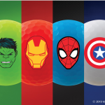 Volvik Introduces Marvel Avenger Single Ball Bulk Program
