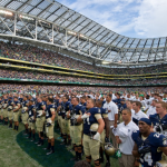 Navy vs. Notre Dame Travel Packages from Carr Golf