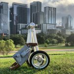 Introducing the Walker Trolley, a golf push cart for the player and purist, launches on Kickstarter