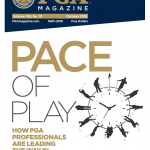 Tagmarshal Featured In PGA Magazine Pace Of Play Cover Story