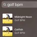 Streaming Golf BPM Music