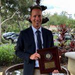 "Audubon Country Club ""Merchandiser of the Year"""