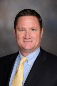 Peter Gorman, technical representative for Atlantic Golf and Turf