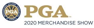 logo for the 2020 PGA Merchandise Show i in Orlando, Jan. 21-24, 2020