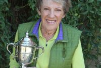 headshot of Four-time major champion Susie Maxwell Berning