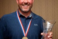Chad Pfeifer, retired United States Army infantry paratrooper and 2019 men's champion
