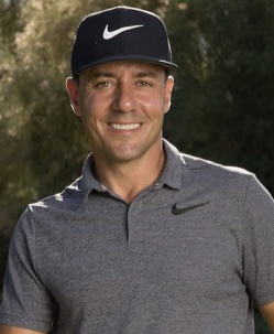 head shot picture of renowned golf instructor and Tour Striker Golf Academy founder Martin Chuck
