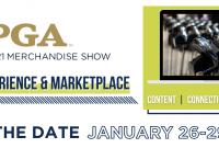 image describing the 2021 PGA Merchandise Show shifting to a virtual format