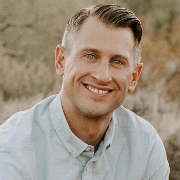 headshot of Brenton Caruthers