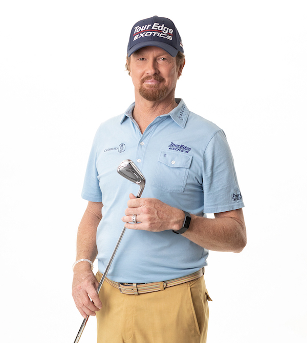 picture of professional golfer Tim Petrovic