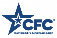 image of the combined federal campaign logo